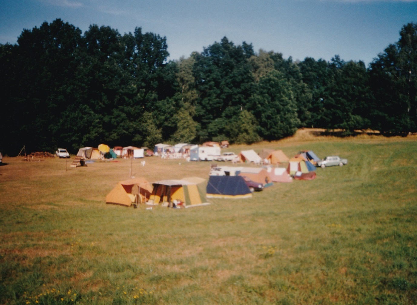 1994 - letní tábor Rapšach