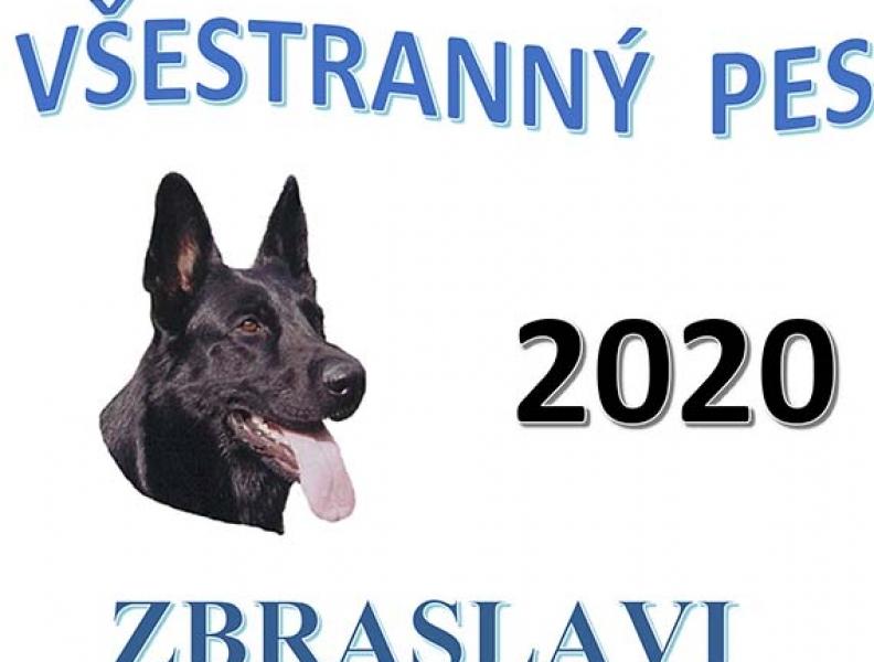 Všestranný pes Zbraslavi 2020 – výsledky