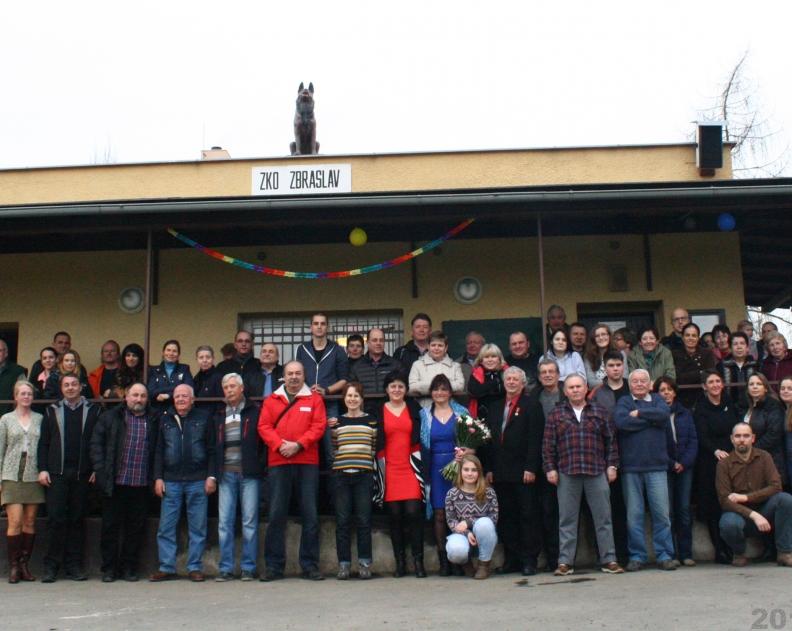 Výroční členská schůze k 65. výročí vzniku organizace