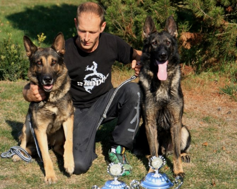 Všestranný pes Zbraslavi 2018 – foto obrany