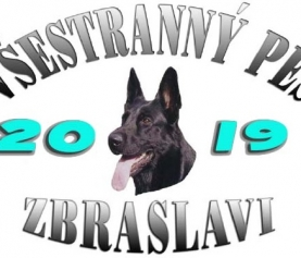 Všestranný pes Zbraslavi 2019 – výsledky