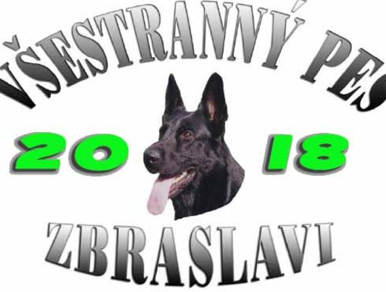 Všestranný pes Zbraslavi 2018 – 13. 10. 2018