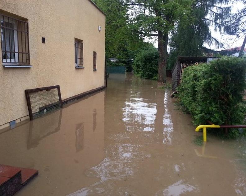 Povodně 2. 6. – 3. 6. 2013